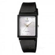 CASIO MQ-38-7ADF reloj de cuarzo de los hombres - negro + plata (sin caja)