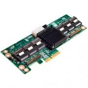 "OEM Intel res2sv240 24. Tarjeta de puerto SAS Controller Expander. Serial ATA/600. PCI Express x4. Plug. En. RAID soportados. 6 SAS port (S) ""tipo de producto: I/O & Controladores de almacenamiento/SCSI/RAID Controllers"