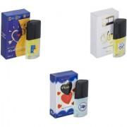 Skyedventures Set of 3 ILU-Silent love-Younge Herat Blue Perfume
