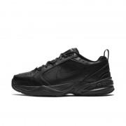 Nike Air Monarch IV Schuh für Lifestyle/Fitnessstudio - Schwarz