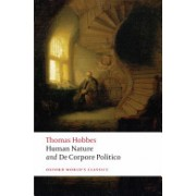 Elements of Law Natural and Politic - With Three Lives (Hobbes Thomas)(Paperback) (9780199549702)