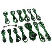 Kit cabluri modulare CableMod SE-Series XP2/XP3/KM3/FL2 - Black/Green