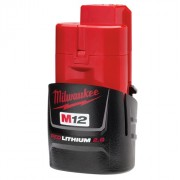 Batería Milwaukee 12V 2.0 Ah Ion de Litio 4811-2659