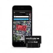 MiniFinder Zepto GPS tracker och körjournal
