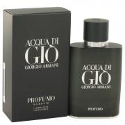 Acqua Di Gio Profumo Eau De Parfum Spray By Giorgio Armani 2.5 oz Eau De Parfum Spray