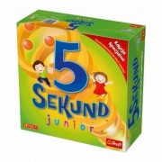 Gra Rodzinna 5 Sekund Junior 2.0