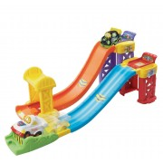 VTech Baby Toot-Toot Drivers Racing Rampway Toy Playset Multi Coloured