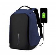 Redlemon Mochila Backpack Antirrobo ContraAgua Laptop Tablet - Azul
