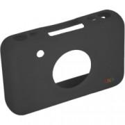 Polaroid Skin - Husa Silicon pentru Snap Instant Print, Negru