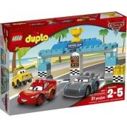 Lego Klocki LEGO DUPLO Wyścig o Złoty Tłok 10857