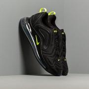 Nike Air Max 720 Black/ Volt-Anthracite