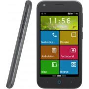 Mobitel Smartphone ZTE Blade L110, 4 GB, Dual SIM, crni