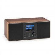 Auna CONNECT 120 интернет радио медиен плеър BLUETOOTH WLAN DAB/DAB+ FM USB (KC3-Connect 120 WL)