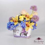 Poseta flori Sunny Day CTF011