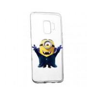 Husa de protectie Minion Vampire Samsung Galaxy S9 Plus rez. la uzura anti-alunecare Silicon 204