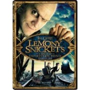Lemont Snickets Series of unfortunate events DVD 2004
