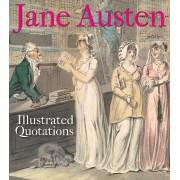Jane Austen: Illustrated Quotations, Paperback