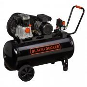 Compresor Black+Decker 100L - BD 220/100-2M