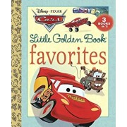 Cars Little Golden Book Favorites (Disney/Pixar Cars), Hardcover/***