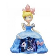 Figurina Hasbro Disney Princess Little Kingdom Mini Doll Spin A Story Cinderella
