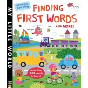 Finding First Words and More!, Hardcover