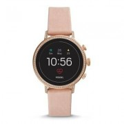 FOSSIL SmartWatch FOSSIL Venture HR Blush Leather FTW6015