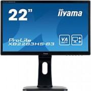 IIYAMA 21.5 inch Monitor LED Backlit XB2283HS-B3