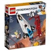 Конструктор Лего Overwatch - Watchpoint: Gibraltar, LEGO Overwatch, 75975