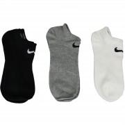 Sosete unisex Nike 3PPK Lightweight No Show SX4705-901