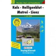 Freytag & Berndt Freytag & Berndt FB WK 181 Kals-Heiligenblut-Matrei 1:50 000