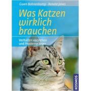 Gwen Bohnenkamp - Was Katzen wirklich brauchen: Verhalten verstehen und Probleme lösen - Preis vom 18.10.2020 04:52:00 h