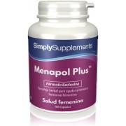 Simply Supplements Menapol Plus - 360 Cápsulas