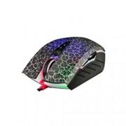 Мишка A4Tech Bloody Gaming A70 Light Strike, оптична (4000 cpi), гейминг, 8 бутона, USB, черна, подсветка