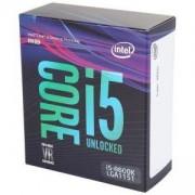 Процесор Intel I5-8600K/3.6GHZ/9MB/BOX/1151