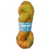 Lana Gatto MALIBÙ kötő/horgoló fonal, 100g, bambusz, 8891, Giallo