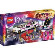 Lego Friends Pop Star Limo Includes 2 Mini-Doll Figures: Livi The pop Star and Olivia