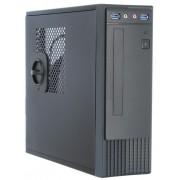 Carcasa Chieftec Flyer FI-03B, Mini ITX, Sursa 250W (Negru)
