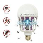 Szúnyogirtó Led lámpa UV fénnyel E27 15W 6000K Energiatakarékos Led izzó