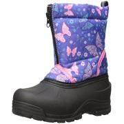 Northside Icicle Snow Boot (Toddler/Little Kid/Big Kid), Purple/Pink, 7 M US Toddler