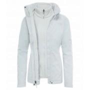 The North Face Womens Evolve II Triclimate Jacket Vapors Grey Skaljacka Dam
