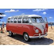 Revell Volkswagen T1 'Samba Bus' 1:24 autó makett 7399