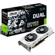 Asus Tarjeta Grafica Asus Dual-Gtx1060-O6g 6gb Gddr5 Pcie3.0 Hdmi Geforce Gtx1060