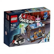 RARE!! LEGO LEGO MOVIE Double-Decke Couch 70818 Japan