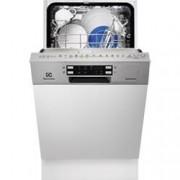 Masina de spalat vase partial incorporabila Electrolux ESI4500LOX