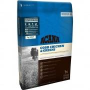 Acana Dog Cobb Chicken & Greens - Pachet economic: 2 x 11,4 kg