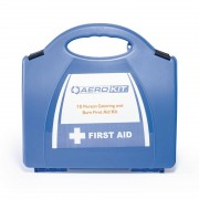 Nisbets Catering First Aid & Burns Kit