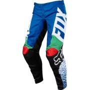 Fox 180 Pantalones de Motocross Women´s Negro Azul S 30