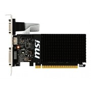 MSI GT 710 2GD3H LP - GeForce GT 710, 2GB DDR3 (64 Bit), HDMI, DVI, D-Sub