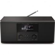 Radio Digital Hama DR1550CBT, FM, DAB, DAB +, CD, 6W, Bluetooth, Negru