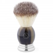 Frank Shaving Honigbrauner Synthetik Rasierpinsel